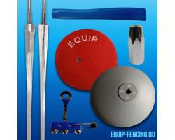 Электрошпага в комплекте с французской рукояткой WS / EQUiP