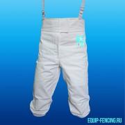 Фехтовальные брюки 350 Nw  коттон, Equip