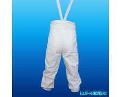 Фехтовальные брюки 350 Nw Х/Б, Equip