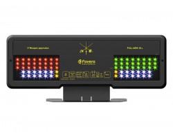 Электрофиксатор Favero для тренировок на три вида оружия (без индикации) с чипом, соответствующим правилам FIE рапира / сабля 2005 г. В комплекте с блоком питания