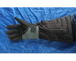 Накладка для перчатки тренерская. Шпага.  EQUiP