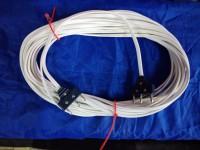 Подводящий шнур в бабине 12 м со штеккерами EQUiP