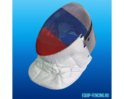 """Маска cабельная электро """"CE"""" 350NW тренировочная, Equip Российский триколор"""