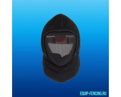 Маска тренера 1600 Nw Allstar (кожа, черная)