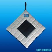Мишень настенная 2D секторная на жесткой основе EQUiPмалая 35х35 см