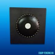 Мишень настенная 2D ЭЛИТ (кожа) 40х40 см