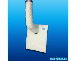 """Мишень настенная """"рука"""" 3D механическая вооруженная с подвижный локтевым и плечевым суставом"""