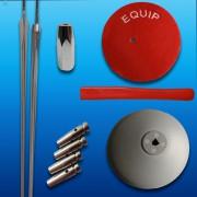 Тренировочная шпага с французской рукояткой WS / EQUiP
