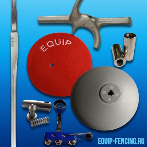 Электрошпага в комплекте с рукояткой пистолет StM / EQUiP
