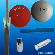 Тренировочная шпага с французской рукояткой EQUiP / StM