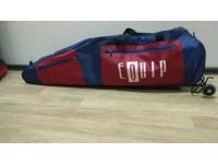 Фехтовальный чехол малый с 1м отделением  c тележкой, 4 внутренних кармана, Equip